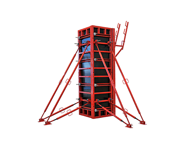 Goldpan Panel (Heavy) Type  Column-Curtain Wall Formwork System